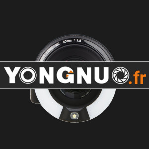 Logo yongnuo.fr de la chaine youtube