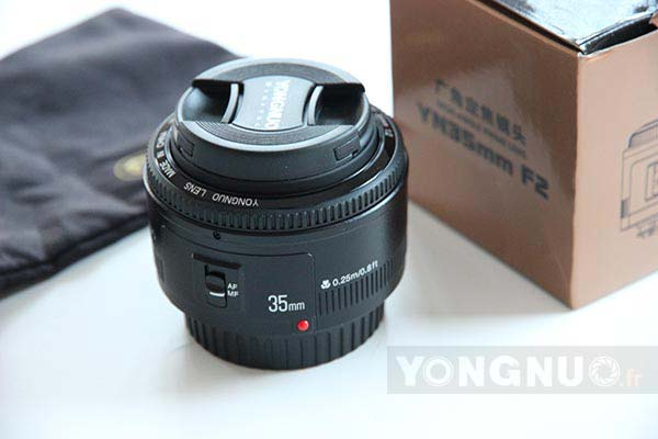 yongnuo 35 mm f/2