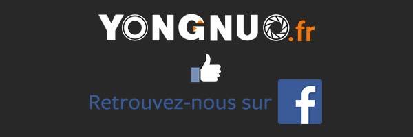 Yongnuo.fr page Facebook