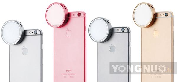 YN06 Flash iPhone