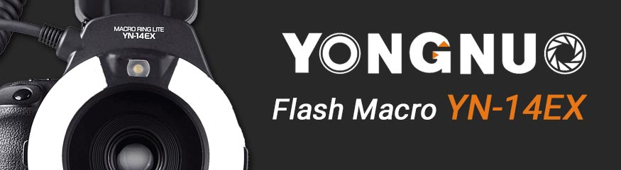 Test : Flash Macro Yongnuo YN-14EX