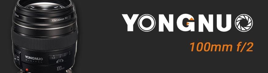 objectif yongnuo 100mm f/2