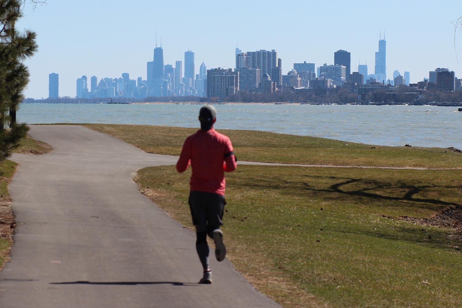yongnuo 100mm chicago skyline