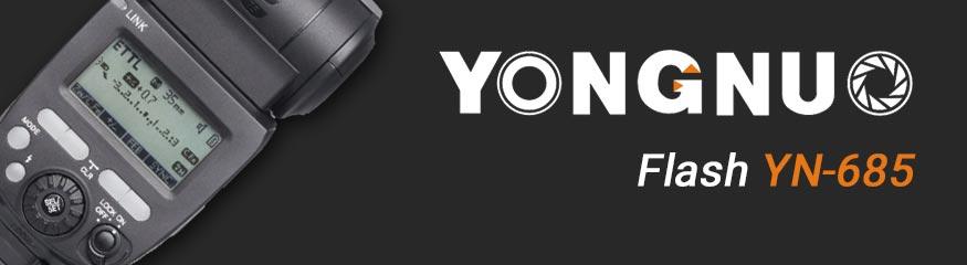 bannière yongnuo yn685