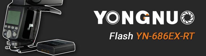 Actu: Flash YN-686EX-RT lithium
