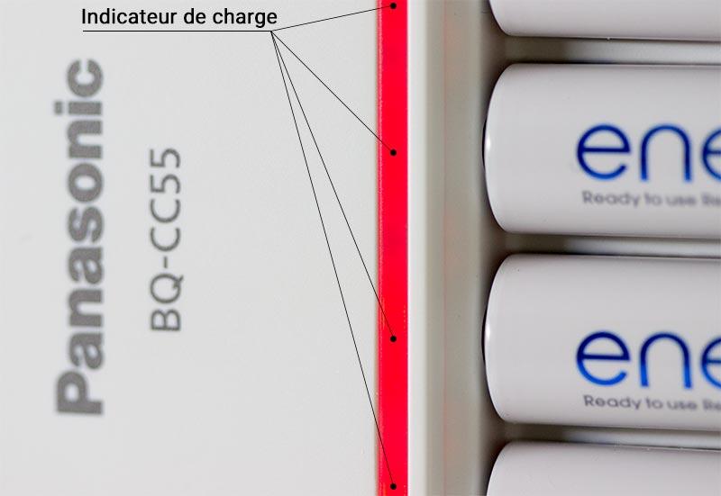 Indicateur Chargeur BQ-CC55