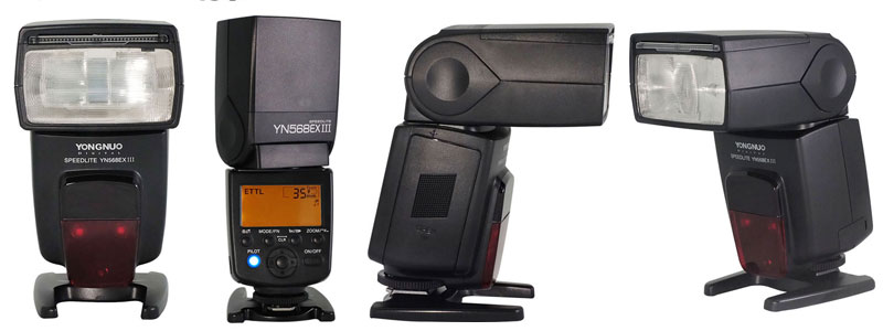 Flash Speedlite Yongnuo YN-568EX-III
