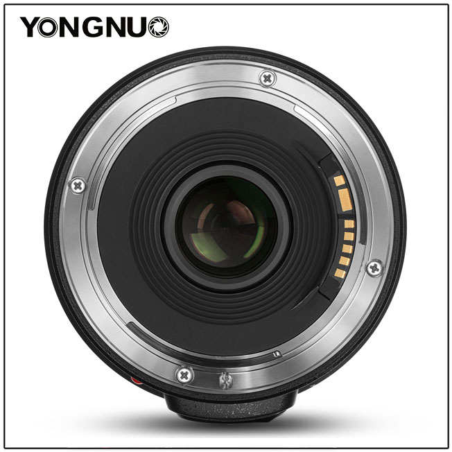 Yongnuo 14mm f/2.8 v4