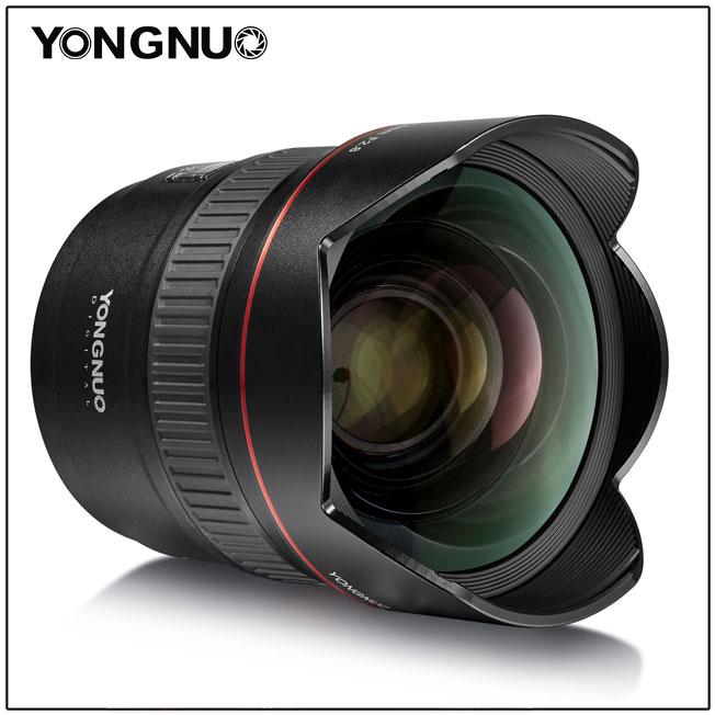 Yongnuo 14mm f/2.8 v2