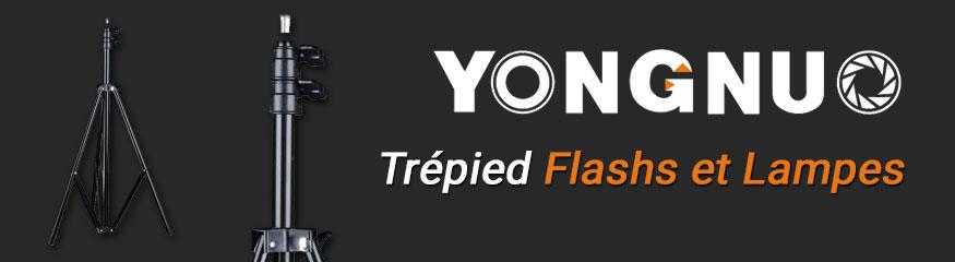 Trépied Yongnuo pour Flashs et Lampes