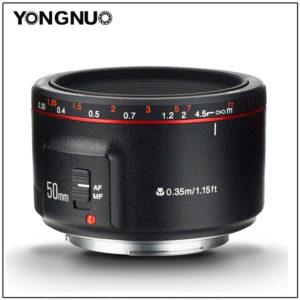 Yongnuo 50mm f/1.8 II