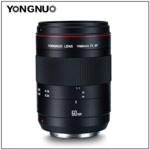 yongnuo 60mm F/2 Macro 1