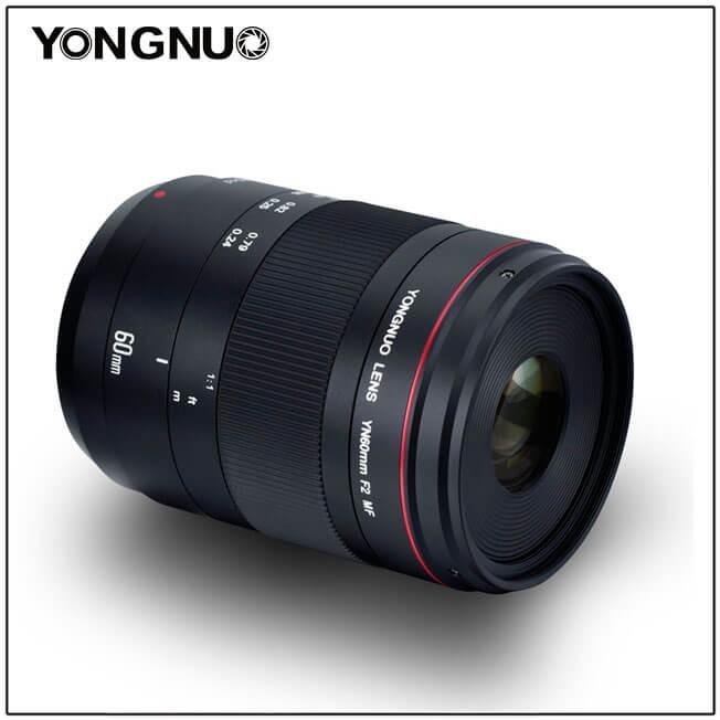 yongnuo 60mm F/2 Macro 2