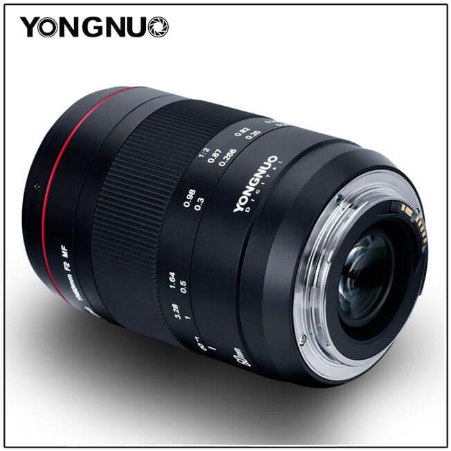 yongnuo 60mm F/2 Macro 3
