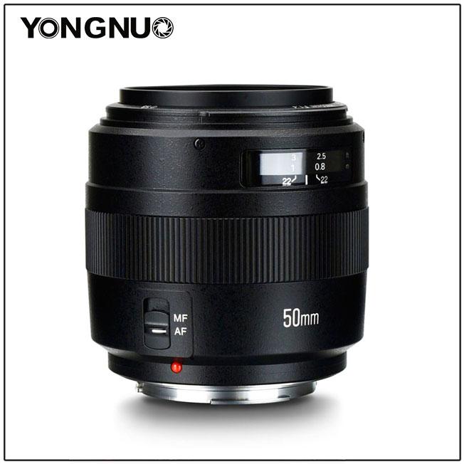 Yongnuo 50mm f/1.4 -1