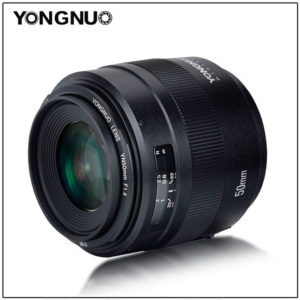 Yongnuo 50mm f/1.4 -3