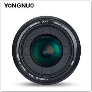 Yongnuo 50mm f/1.4 -4