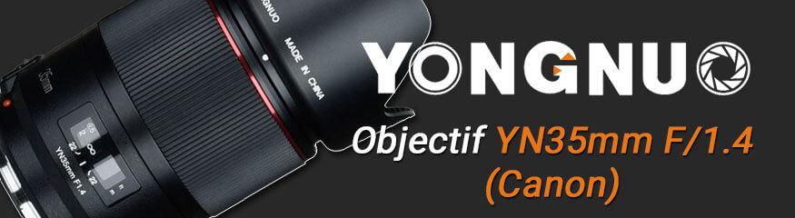 Bannière YN35mm f/1.4