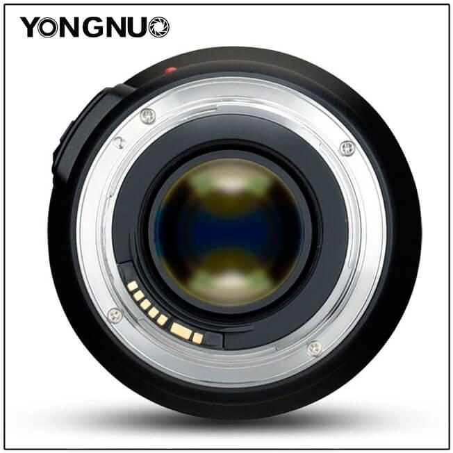 Yongnuo 35mm f/1.4 canon - 2