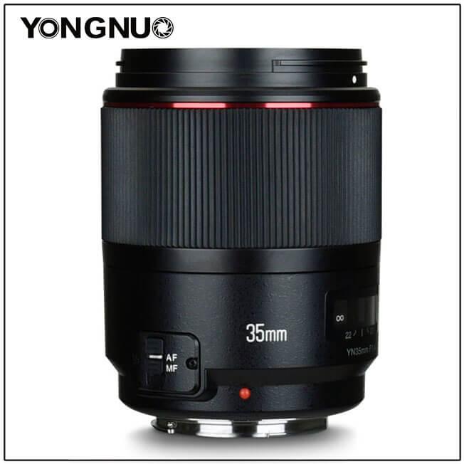 Yongnuo 35mm f/1.4 canon - 1
