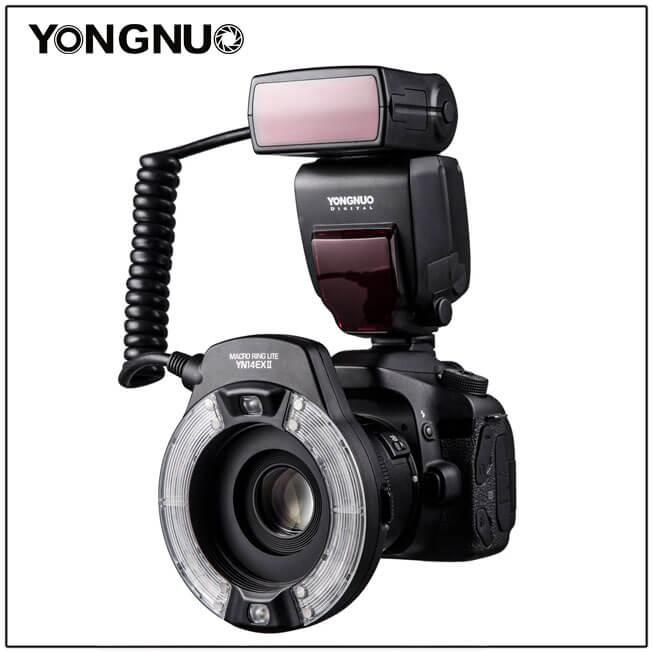 yongnuo flash macro YN14EX II - 1