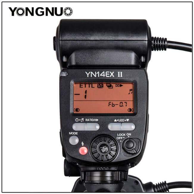 yongnuo flash macro YN14EX II - 2