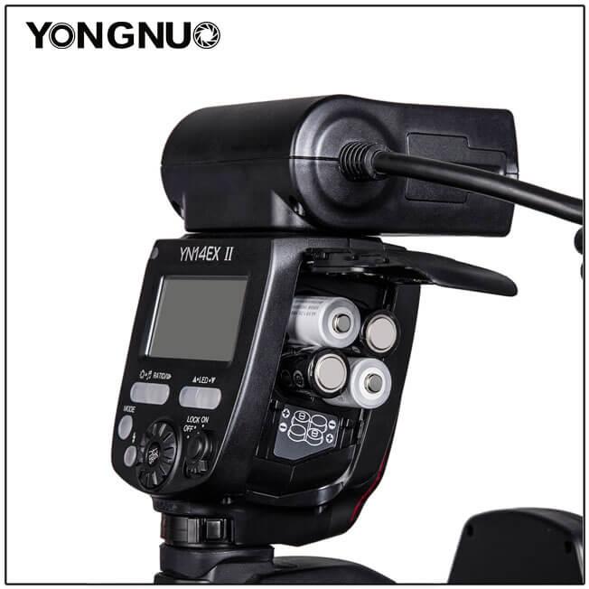 yongnuo flash macro YN14EX II - 3