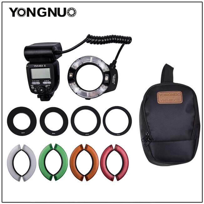 yongnuo flash macro YN14EX II - 4