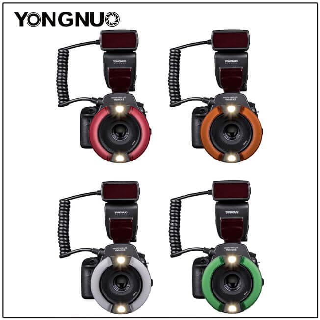 yongnuo flash macro YN14EX II - 5