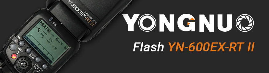 banner yongnuo flash yn600-ex-rt ii