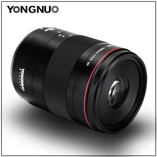 Objectif Yongnuo YN60mm F/2 Nikon - 3