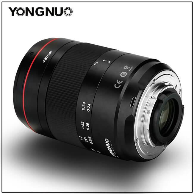 Objectif Yongnuo YN60mm F/2 Nikon - 4