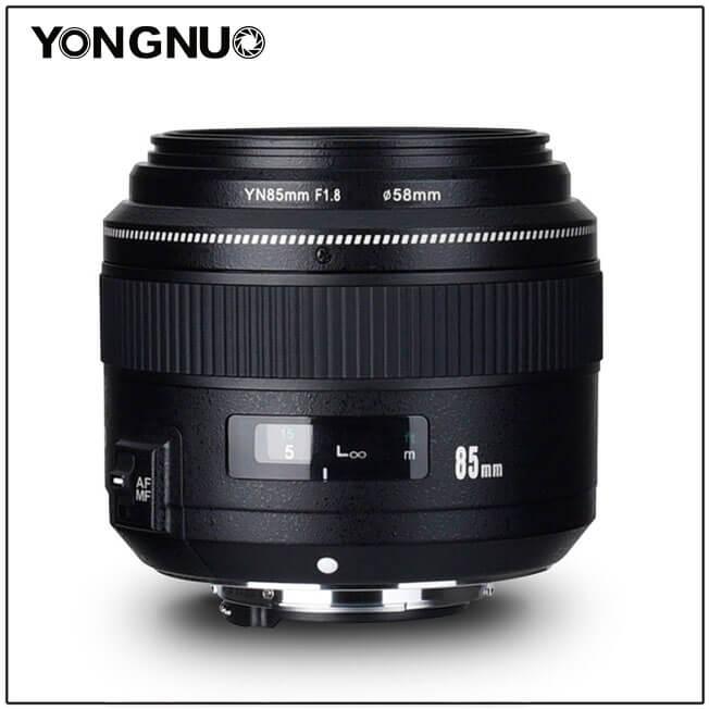 Yongnuo 85mm f/1.8 Nikon - 1