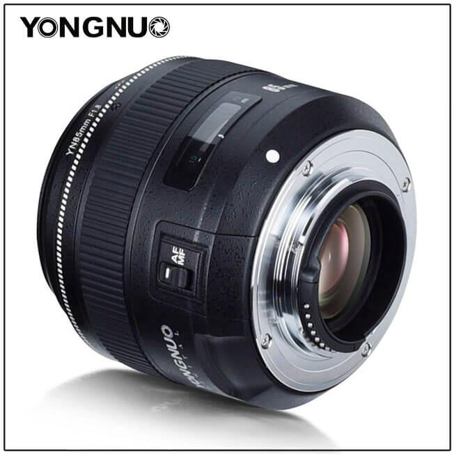 Yongnuo 85mm f/1.8 Nikon - 2