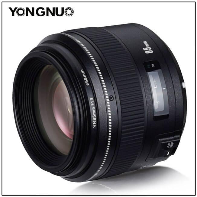 Yongnuo 85mm f/1.8 Nikon - 3