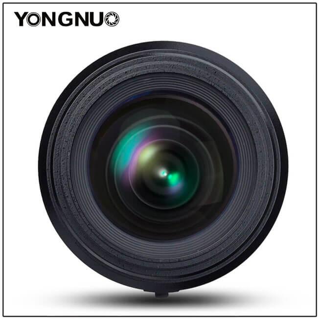 Yongnuo 85mm f/1.8 Nikon - 4