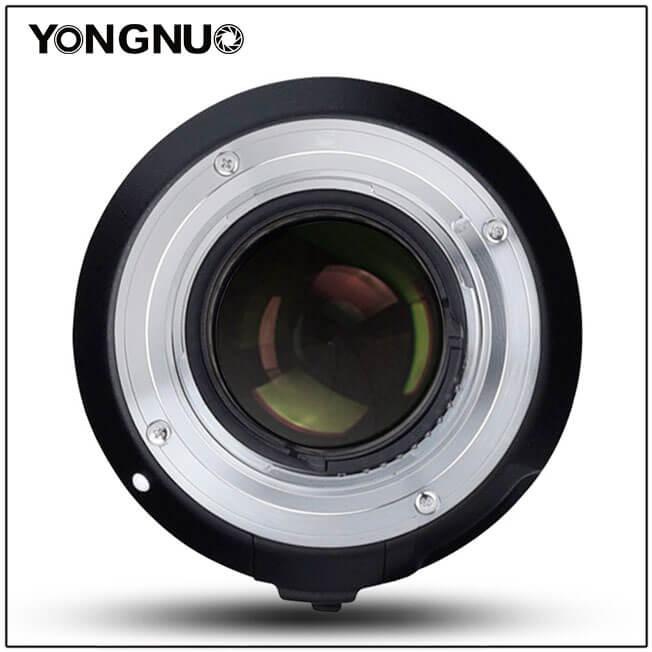 Yongnuo 85mm f/1.8 Nikon - 5