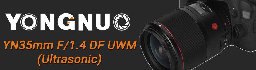 Yongnuo YN35mm F/1.4C DF UWM (Ultrasonic)