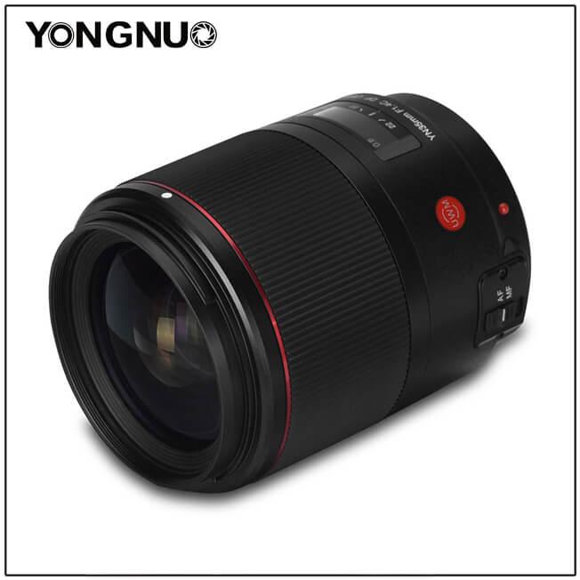 Objectif Yongnuo yn35mm 1.4 df uwm - 4